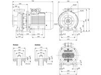 WPEI-CESM80-50-200 - Detailabmessungen