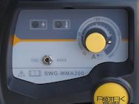 SWG-MMA200 Bedienpanel