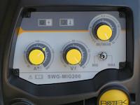 SWG-MIG200 Bedienpanel