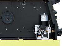 SWG-MIG350P Gerätetür offen