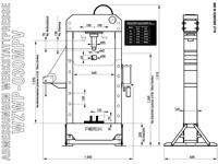 WZWP-030MPV - Abmessungen
