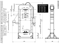WZWP-050MPV - Abmessungen