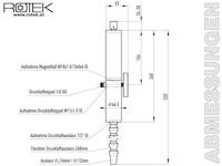 WKZ-CAG43-10 - Abmessungen