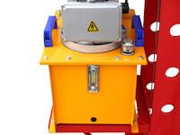 WZWP-100EVx4 - Detailabbildung Hydrauliktank