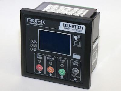 Elektronische Motorsteuereinheit RTG3s