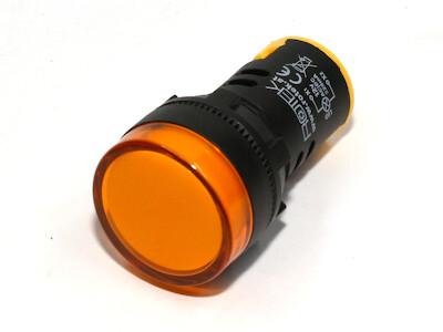 Schalttafel Leuchte Signalleuchte Signallampe LED 230V Grün 29mm Schaltschrank