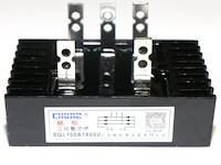 Diode Brückengleichrichter MDS200A 1600V Gleichrichter Gleichrichterbrücke