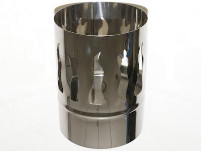 Rauchabzug Kaminadapter zu Indirekt Ölheizer 50kW HOI-50-230