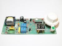 Steuerplatine Control PCB für Ölheizer 20/30/50kW (CX) Feuerungsautomat mit Thermostatanschluss