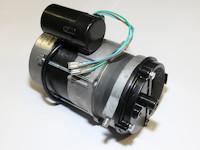 Lüftermotor mit Kompressor passend zu BGO 50, HO-50kW Ölheizkanonen mit Venturisystem, ohne Manometer