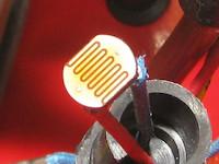 Photozelle, LDR zu HO-30, HO-50, BGO30, BGO50 Ölheizgeräten