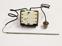 Thermostat, 3-phasig, 16A, ca. 0-40°C / 155° , passend zu etwa 15kW Heizlüftern