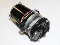 Lüftermotor mit Kompressor passend zu BGO 20/30, HO-20/30kW Ölheizkanonen mit Venturisystem, ohne Manometer
