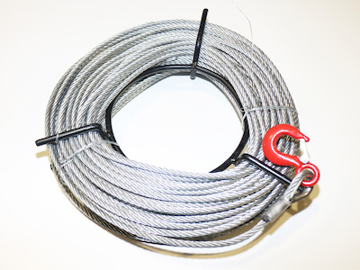 60m Stahlseil für SZ-0800 Greifzug