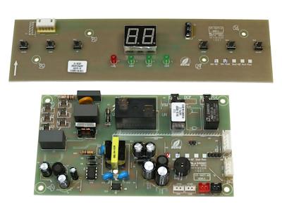 Steuerplatine und Displayplatine zu Rotek ACD-50-EG / ACD-90-EG Luftentfeuchter