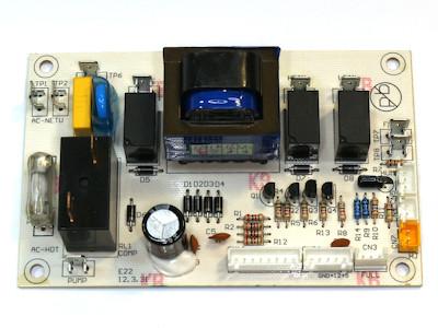 Steuerplatine, Control-PCB zu Rotek Luftentfeuchter / Bautrockner ACD50/90-HZH