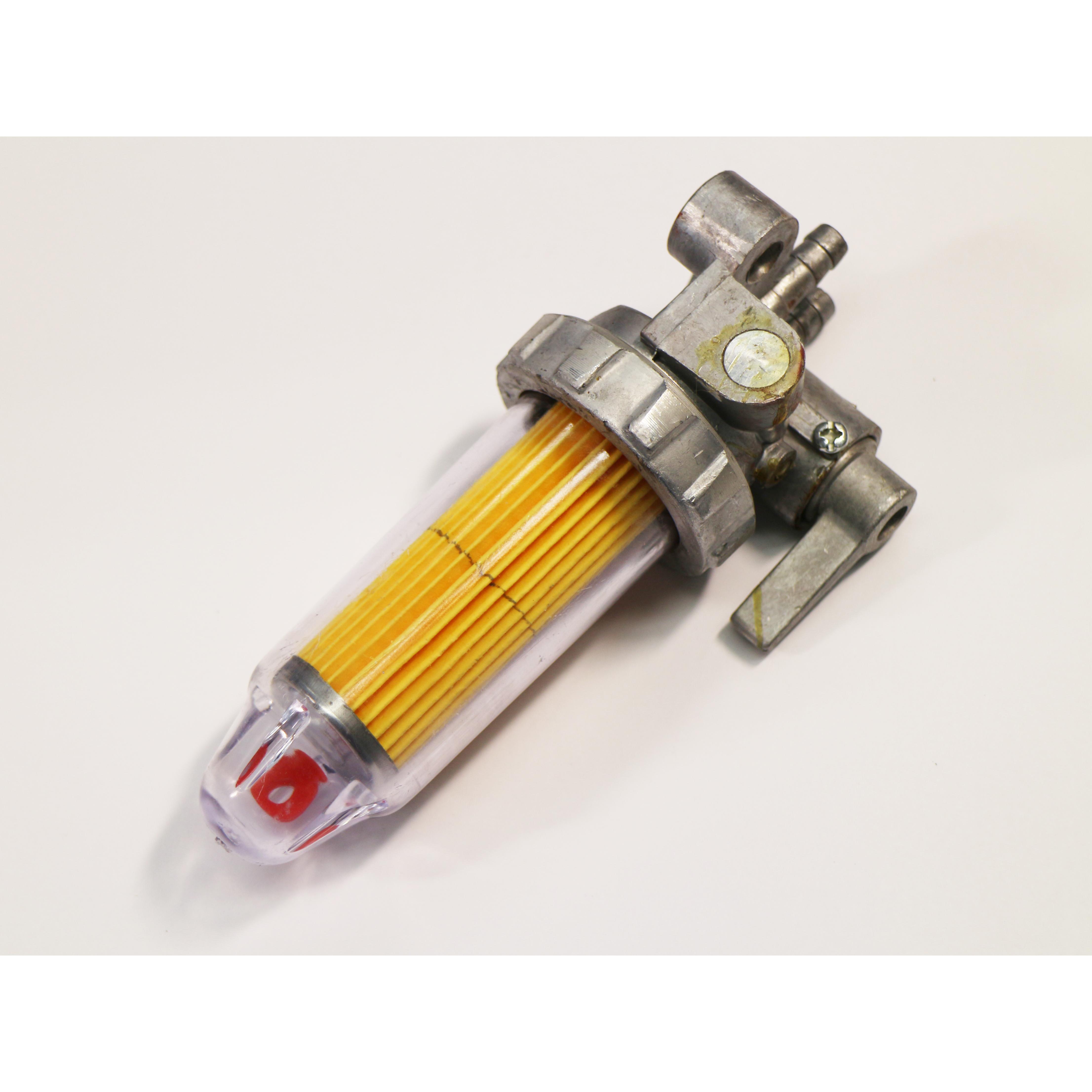 dieselfilter mit absperrhahn kraftstoffilter wasserabscheider anbaufilter ebay
