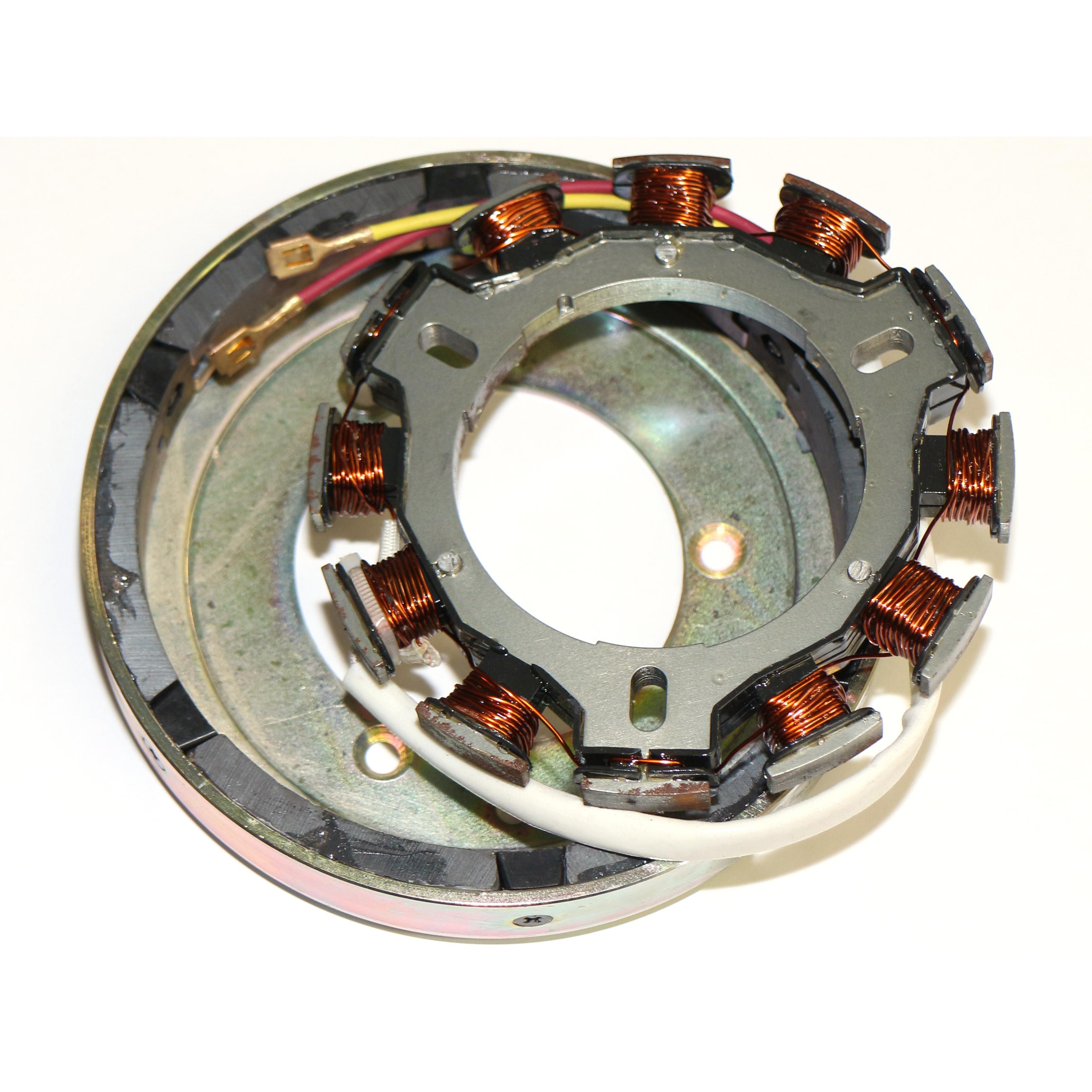 Lichtmaschine 186F//FA Yanmar L40//L60//L70//L90//L100//AE Rotek,Kipor,DEK,Kama usw.