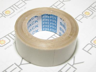 selbstklebendes Teflonband für Schweißbalken / Vakuumsealer / Folienschweißgeräte B=25mm