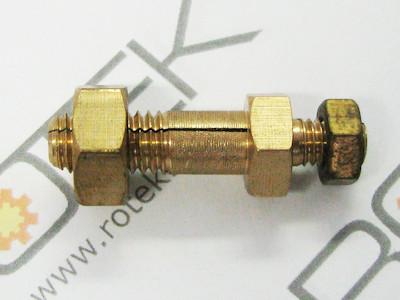 Halteschraube geschlitzt, für Schweissbalken / Schweissdraht zu Vakuumsealer VC-400