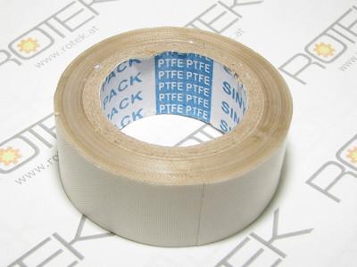 selbstklebendes Teflonband für Schweißbalken / Vakuumsealer / Folienschweißgeräte B=45mm