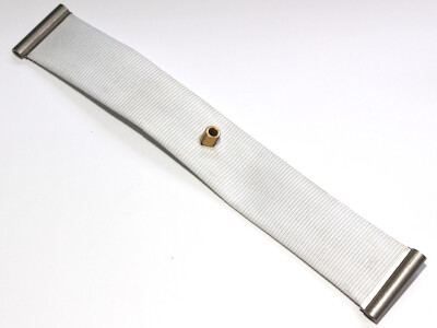 Andruckschlauch für Schweissbalken von Vakuumsealern für L=400mm Balkenlänge