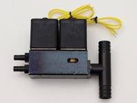 Doppelventilblock für Rotek VC-400/VC-600 Serie und andere Vakuumsealer