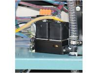 Doppelventilblock für Rotek VC-400 Serie und andere Vakuumsealer, Vakuumierer, PM-VC-400-U alle Baujahre, PM-VC-400-T bis Baujahr 2015