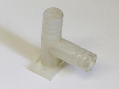 T-Stück passend zu Ventilblock für Rotek VC-400 Vakuumsealer