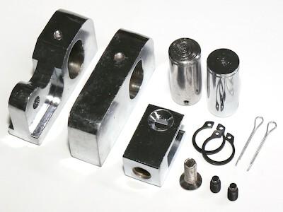Scharniersatz, Deckelscharniere passend zu VC-400 Serie, Joint Scharnier, Gelenk
