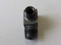 Gewindenippel passend zu Vakuumpumpe VP-20, XT-20