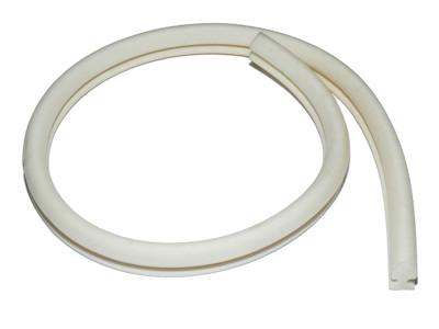 Andruckstreifen Silikonstreifen für Schneidvorrichtung Folienschweissgerät PFS-0200, PFS200