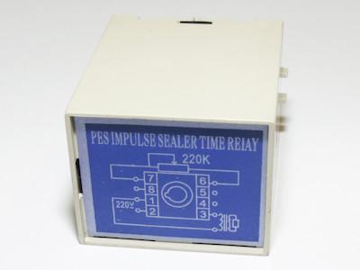 Zeitrelais, Timer passend zu Rotek Step-Sealer Verpackungsmaschine PM-FS-STEP
