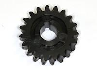 Rotek PM-FS-CONT Continuouse Sealer, Schneckenrad für Winkelgetriebe