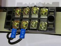 Trafo Klemmblock Klemmenleiste 4 polig, 25A