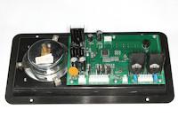 Kontrollpanel samt Steuerplatine und Vakuummeter passend zu VC-300 Vakuumsealer