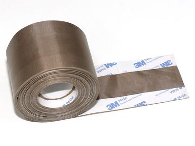 selbstklebendes Teflonband für Schweißbalken / Vakuumsealer / Folienschweißgeräte B=60mm