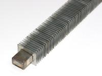 Heizelement, Heizregister, 230VAC, 1kW (1000 Watt), Lastwiderstand 50 Ohm, max. 450 °C