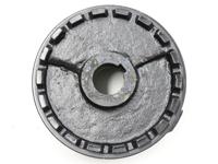 Impeller Pumpenrad mit Hartmetallschneidzahn zu WPE-TCM-007.5kW-400V (CPE750-2M)