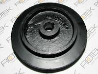 Impeller / Pumpenrad zu Tauchpumpe Schredder 3 kW