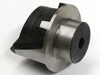 Schneidring, Schneidmesser, Cutter zu Industrie Tauchpumpe Rotek WPET-TSH-7.5kW
