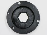 Schneidplatte zu Tauchpumpe Cutter 1.5kW Modell WPE-TCH-001.5kW-400