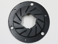 Schneidplatte zu Tauchpumpe Cutter 1.5kW Modell WPE-TCM-001.5kW-230