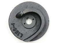 Impeller Pumpenrad mit Hartmetallschneidzahn zu WPE-TCM-1.5kW-230V