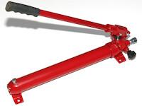 Hydraulikpumpe bis 700 Bar für Werkstattpressen, Hydraulikpressen