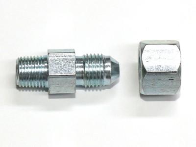 Hydraulikkupplung M14x1.5 Schraubanschluss mit Kegel auf NPT 1/4
